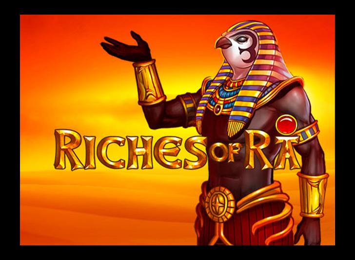 Обзор игрового аппарата riches of ra